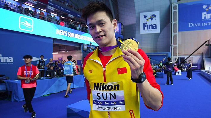 Medallista olímpico y un controvertido historial: El nadador chino que levanta polémica y genera fuerte rechazo de sus rivales