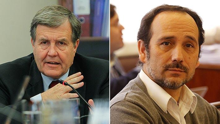 Melero (UDI) reprocha a Núñez (PC) por decirle al ministro de Hacienda que se tomara un Armonyl