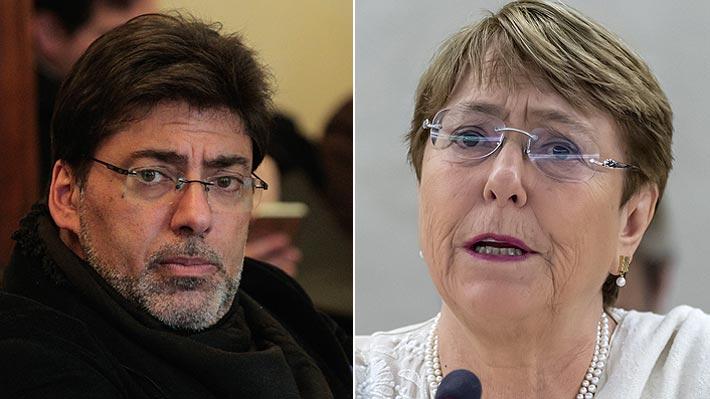 Alcalde Jadue llama a Bachelet y le ofrece disculpas tras criticarla por informe sobre Venezuela