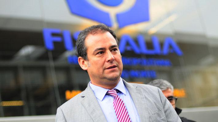 """Marcos Emilfork, fiscal del caso Sename, renuncia al Ministerio Público dando cuenta de """"diferencias"""" con Jorge Abbott"""