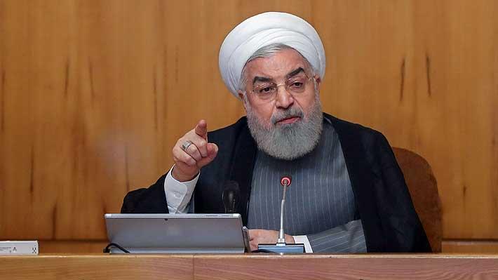 """Presidente iraní asegura que el país no busca """"tensiones ni enfrentamientos militares"""""""