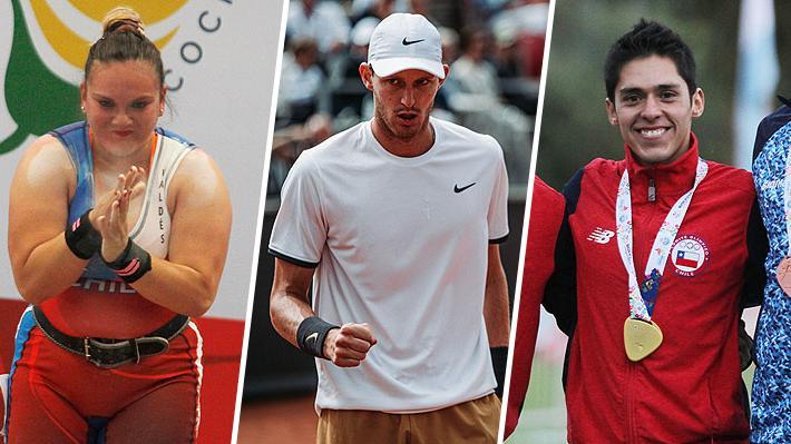 Los deportistas chilenos que apuestan a clasificar a Tokio 2020 en los Panamericanos de Lima