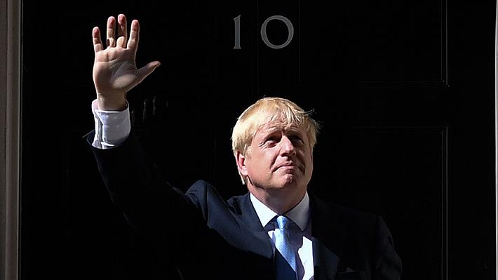 """Boris Johnson promete negociar """"un nuevo y mejor"""" acuerdo de salida con la Unión Europea"""