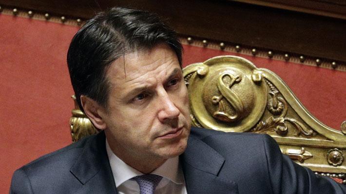 """Primer Ministro de Italia niega influencia """"indebida"""" de Rusia en su Gobierno"""