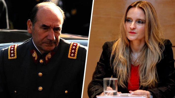 General (r) Fuente-Alba da un paso atrás y retira ofensiva contra ministra Rutherford en el TC