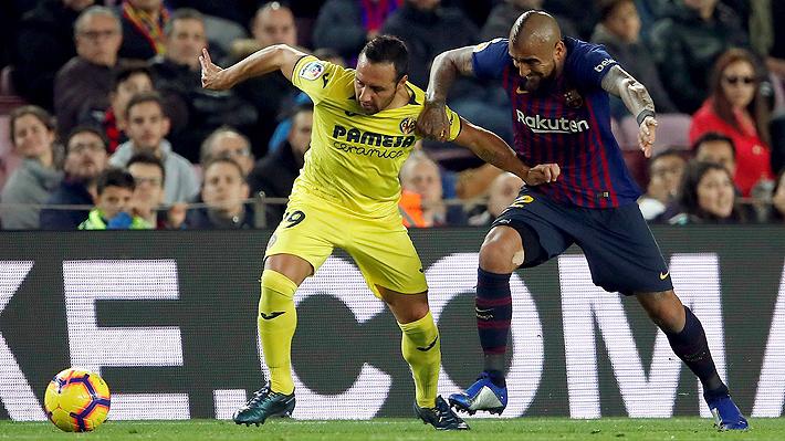El Barcelona se plantearía vender a Arturo Vidal en caso de que llegue una buena oferta por el chileno