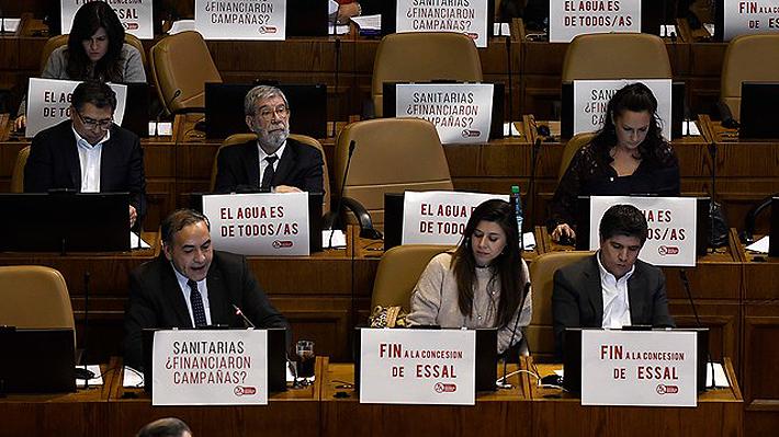 Congreso aumenta presión sobre el Gobierno y exige caducar concesión de Essal en Osorno