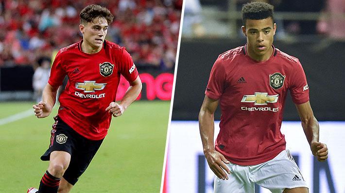 Los dos nuevos nombres que toman protagonismo en el United y con los que Alexis también deberá luchar para ser titular