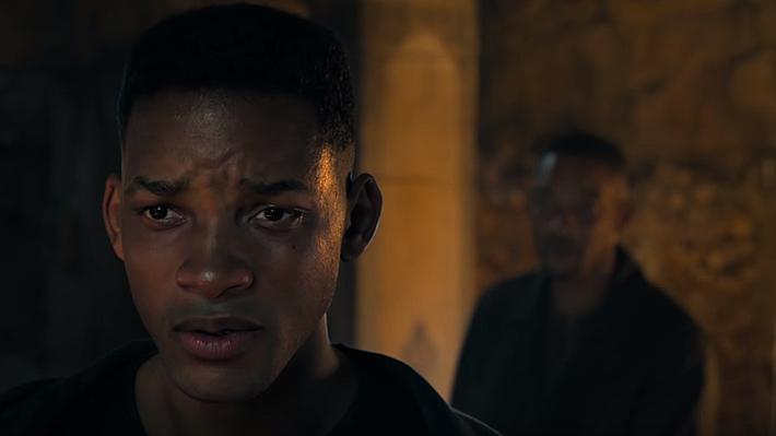 """Estrenan tráiler de """"Proyecto Gémenis"""" donde Will Smith enfrenta """"la juventud contra la experiencia"""""""