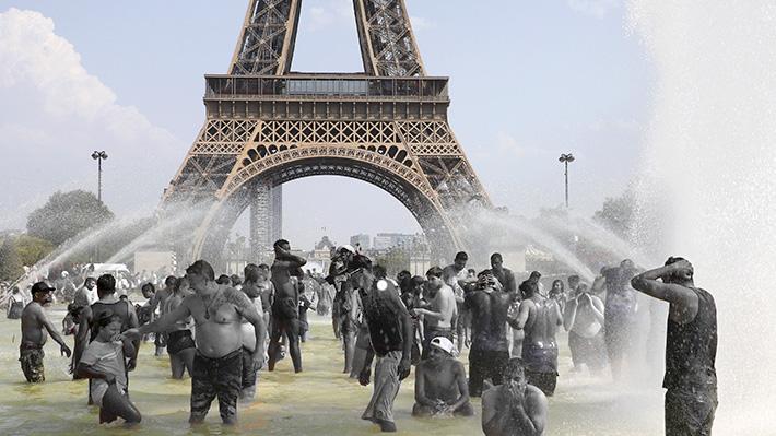 París, Amsterdam y Bruselas baten récords: Cuáles son las temperaturas históricas más altas de las capitales europeas
