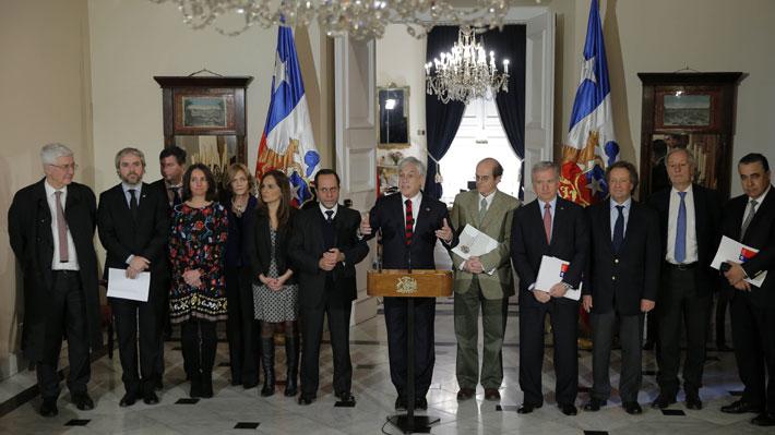 """Piñera lanza Agenda de Modernización del Estado: """"Es hacerles la vida más fácil a las personas"""""""