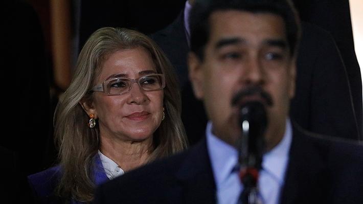 """EE.UU. sanciona a hijastros de Maduro y empresario colombiano por """"corrupción"""" en plan de ayuda alimentaria"""