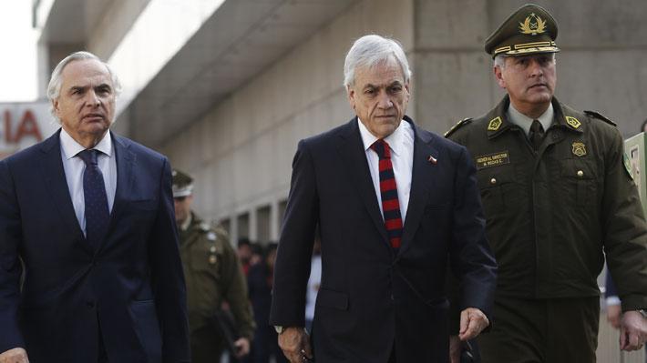 Atentado explosivo: Piñera anuncia querella por Ley Antiterrorista y dice que remitente de artefacto está identificado