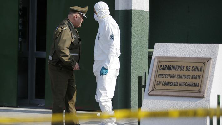 Los otros blancos de los ataques explosivos ocurridos en menos de dos años: autoridades, transeúntes y Carabineros