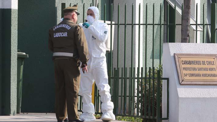 Parlamentarios condenan envío de artefactos explosivos a Hinzpeter y Carabineros: Exigen dar con los responsables