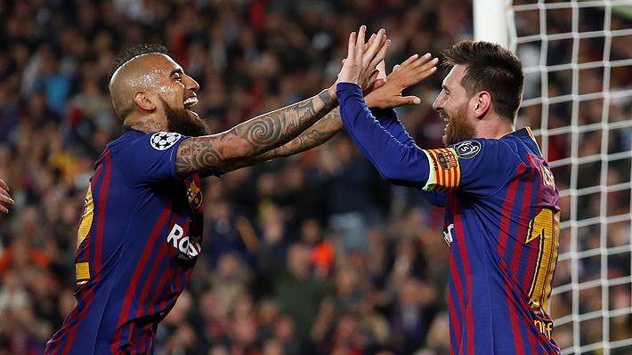 """En España afirman que Arturo Vidal """"ya no es intocable"""" para el Barcelona"""