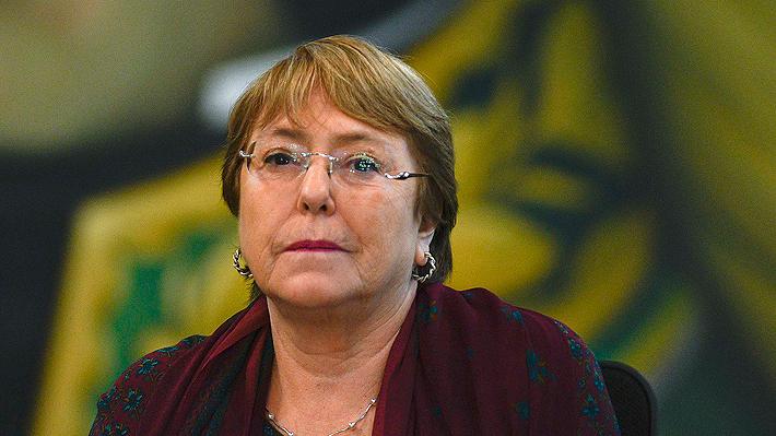 En reservadas reuniones en Chile, Bachelet reitera que no estaría disponible para una nueva candidatura