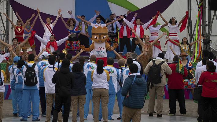 Cómo será la espectacular ceremonia inaugural de los Juegos Panamericanos de Lima 2019