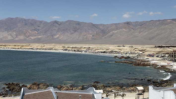 Balneario de Hornitos es el lugar costero más perjudicado por efecto del cambio climático en Chile