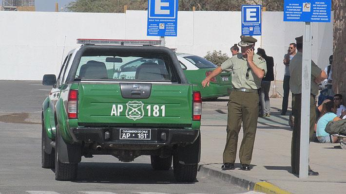 Codelco desvincula a gerente detenido tras decir que portaba una bomba en el aeropuerto de Calama