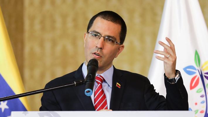 """Venezuela califica de """"terrorismo económico"""" las sanciones de EE.UU. a hijastros de Maduro"""