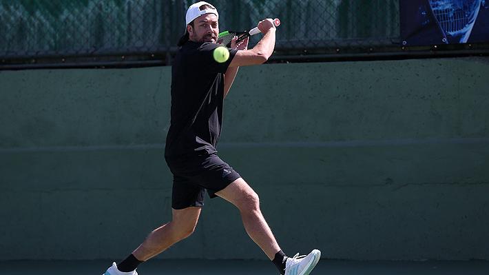 Nicolás Massú cuenta cómo se gestó su vuelta al ATP Tour después de retirarse hace seis años
