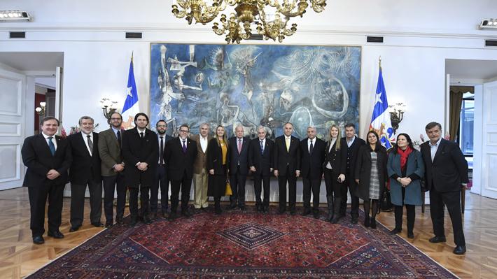Escenario abierto sobre Filipinas y firmeza ante pacto migratorio y Escazú: Las posturas de Piñera en reuniones sobre RR.EE.