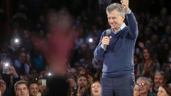 """Macri asegura que la """"angustia"""" argentina no es """"en vano"""": """"Lo que estamos haciendo nos lleva hacia un futuro mejor"""""""