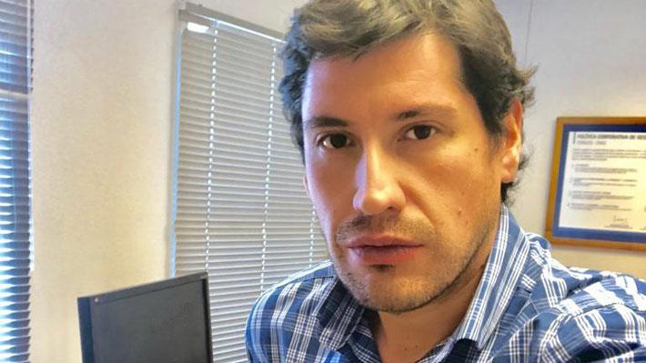"""Ejecutivo desvinculado de Codelco tras incidente en aeropuerto lamenta decisión de la minera: """"No dije que llevaba una bomba"""""""