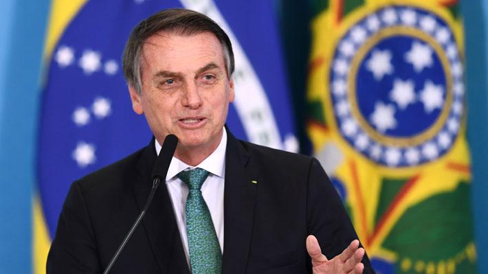 Bolsonaro bromea con detener a periodista que destapó un supuesto complot judicial contra Lula