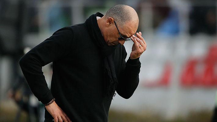 Tras el empate ante Palestino, Alfredo Arias no levanta con la U: En once partidos en Primera suma sólo una victoria