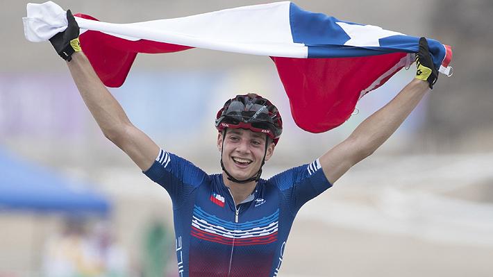 La emoción de Martín Vidaurre tras hacer historia y adjudicarse el bronce del mountainbike en sus primeros Panamericanos