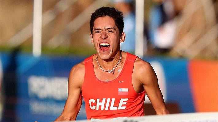 Esteban Bustos logra la mejor presentación para Chile en lo que va de los Panamericanos: Consigue plata y pasajes a los JJ.OO.
