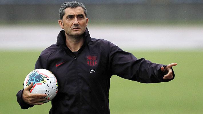 Valverde solicita dos fichajes más y la directiva del Barcelona fija cuatro posibles ventas para hacer caja