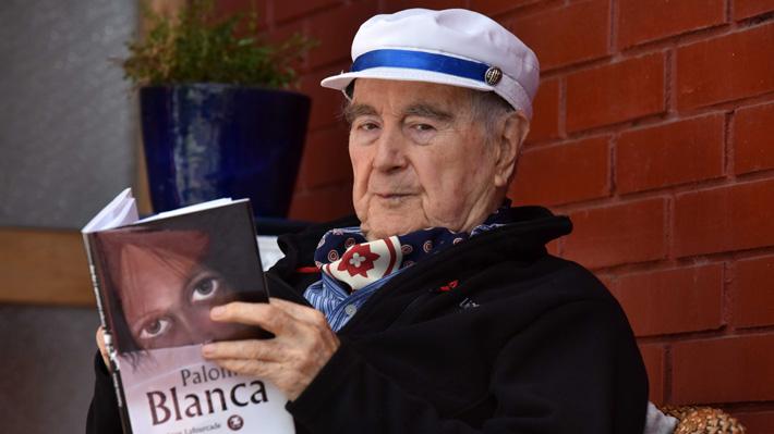 Muere a los 91 años el escritor y periodista Enrique Lafourcade
