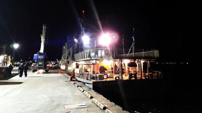 """Derrame de petróleo en Isla Guarello: Superintendencia de Medio Ambiente investigará si hubo """"error humano"""""""