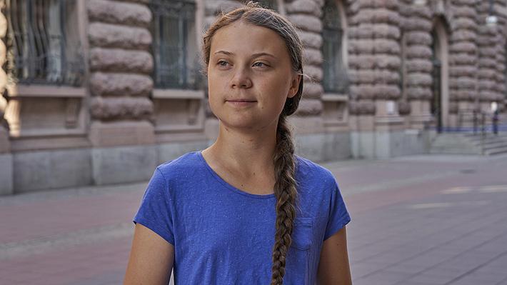 Greta Thunberg anunció el innovador modo de transporte que utilizará para viajar a la cumbre COP25 en Chile