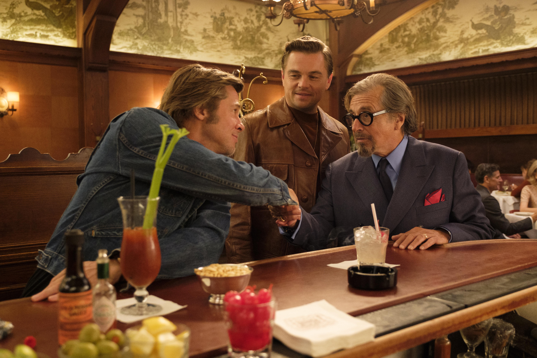 """""""Once Upon a Time in Hollywood"""" logra el mejor estreno en la taquilla para Tarantino, pero fue superada por filme de Disney"""