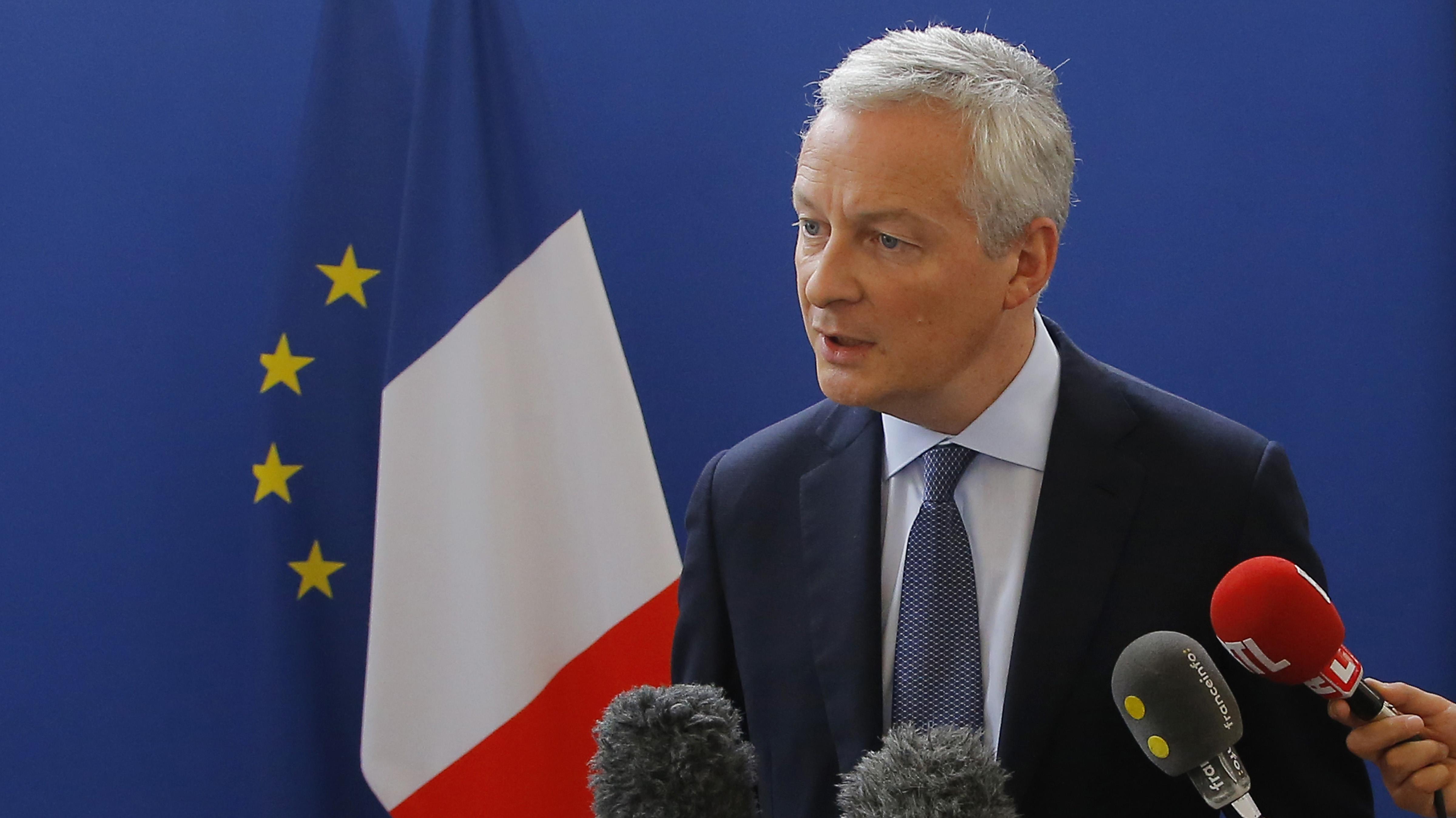 Francia desmiente que hayan bajado a dos candidatos de la lista de aspirantes para presidir el FMI