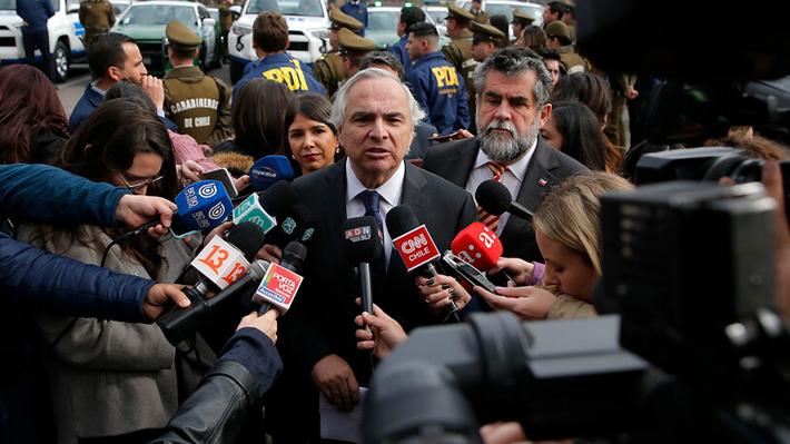 """Chadwick responde a gobernador de Tacna: """"Ningún país nos va a venir a presionar"""""""