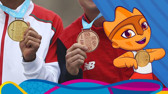 Chile ya suma ocho preseas: Revisa cómo está el medallero en los Juegos Panamericanos