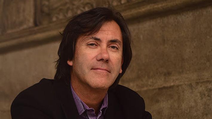 """""""Código secreto"""": la novela con que Waldo Parra incursiona en el thriller"""