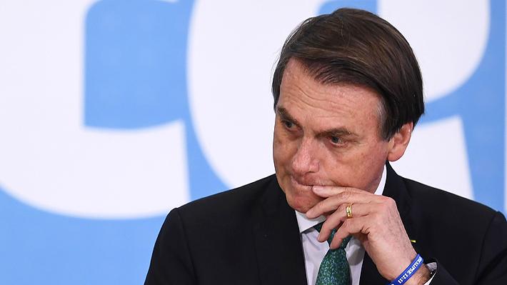 """Bolsonaro a timonel del Colegio de Abogados: """"Si quiere saber cómo su papá desapareció en el período militar, le cuento"""""""