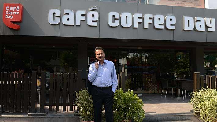 Desaparece el magnate indio y dueño de una de las cadenas de café más grande del mundo