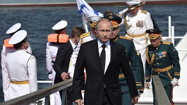 Aumenta el número de rusos que no quiere que Putin siga como Presidente después de 2024