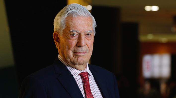"""Vargas Llosa publica """"El hombre de negro"""", un cuento inédito protagonizado por Aitana Sánchez Gijón"""