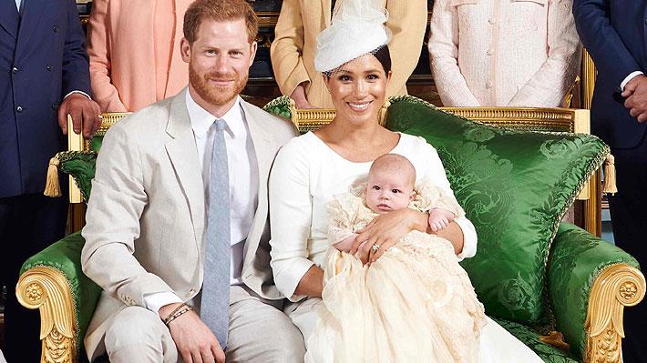 """Príncipe Harry revela que con Meghan tendrán como """"máximo"""" dos hijos y explicó la razón"""