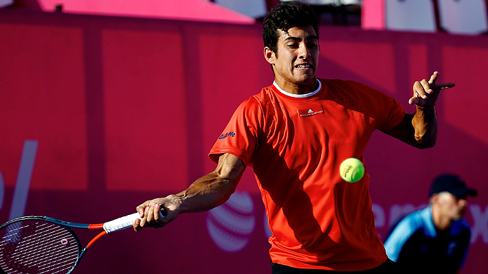 No sale de la crisis: Garin pierde su sexto partido seguido y ahora se despide en primera ronda del ATP de Los Cabos