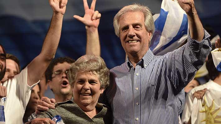 Falleció la Primera Dama de Uruguay, María Auxiliadora Delgado, a los 82 años