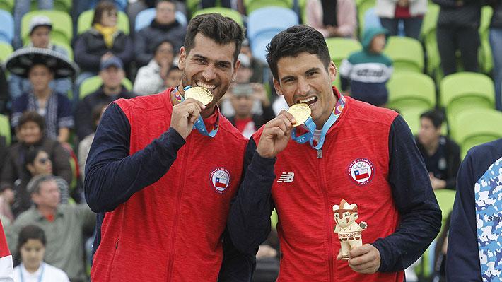 """""""Pasan la mitad del año siguiendo el sol"""": El sacrificado camino de los primos Grimalt para su histórico oro en los Panamericanos"""